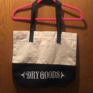 Dry Goods canvas tote